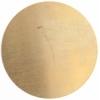 Metal Blank 24ga Brass Round 32mm No Hole